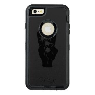 Rock n Roll Devil Horns OtterBox iPhone 6/6s Plus Case