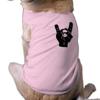 Rock n Roll Devil Horns Shirt
