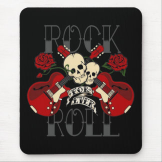 Rock n Roll Forever Mouse Pad