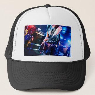 Rock 'n' Roll Guitar Trucker Hat