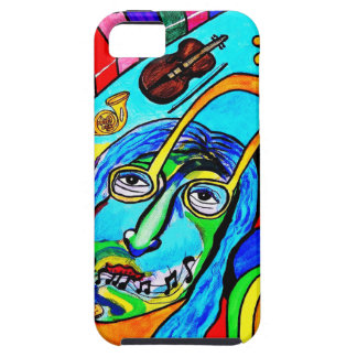 Rock n Roll iPhone 5 Cover