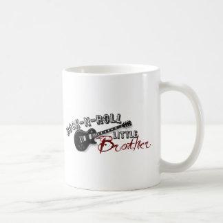Rock-n-Roll Little Brother Basic White Mug