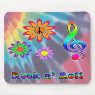 Rock n' Roll Mouse Pads