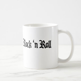 rock n roll coffee mugs