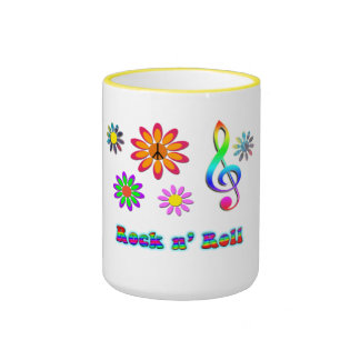 Rock n' Roll Mugs