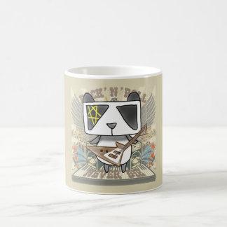 Rock 'N' Roll Panda Coffee Mug