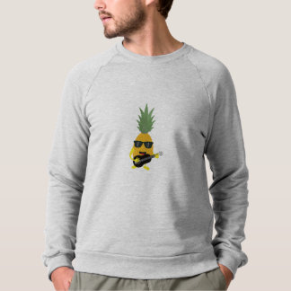 Rock 'n' Roll Pineapple Sweatshirt
