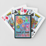 Rock n' Roll Playing Cards
