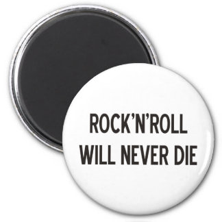 Rock 'n' Roll Products & Designs! Magnet