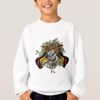 Rock n Roll Skull Sweatshirt