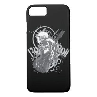 Rock n' Roll Skulls iPhone 7 Case