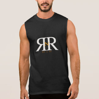 Rock -n- Roll Sleevless Sleeveless Shirt