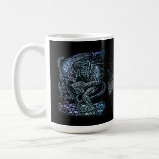 Rock 'n' Roll Space Monster Coffee Mug