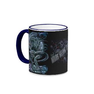 Rock 'n' Roll Space Monster Ringer Mug