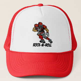 ROCK-N-ROLL TRUCKER HAT