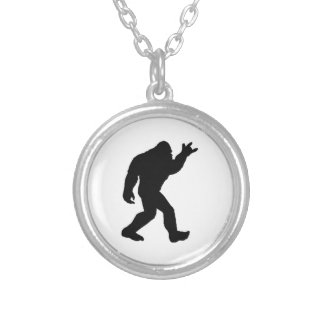 Rock N Rolla Silver Plated Necklace