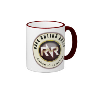 Rock Nation Radio Coffee Mug