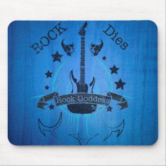 Rock Never Dies - For Music Fans Mousepad