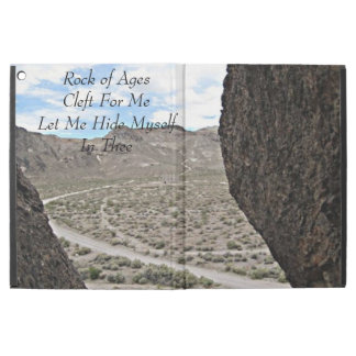 "Rock of Ages Cleft For Me iPad Pro 12.9"" Case"