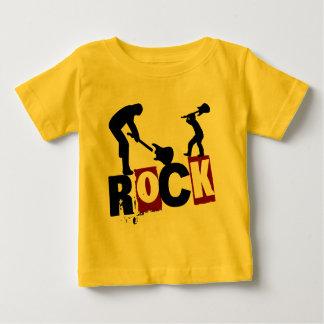Rock On-Kid's Wear Rock Tees