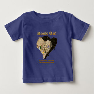 ROCK ON! Love Hike Protect Our Public Lands Baby T-Shirt
