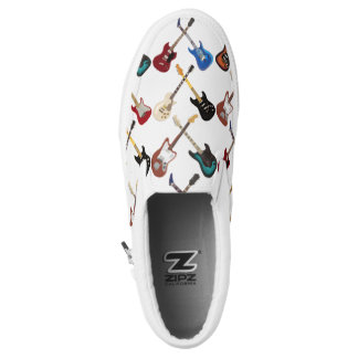 Rock On Printed Shoes