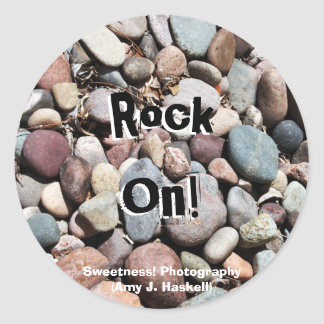 Rock On! Sticker