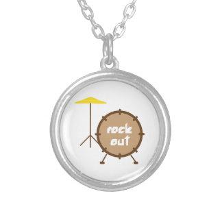 Rock out pendant