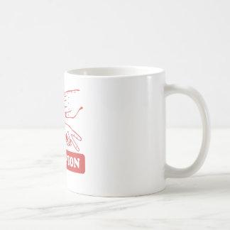 Rock Paper Scissors Champion Mug