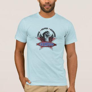 Rock, Paper, Scissors Champion T-Shirt