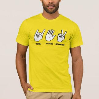 Rock Paper Scissors Music T-Shirt