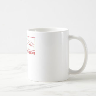 Rock Paper Scissors Pick Your Poison Coffee Mug
