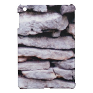 rock pile formed iPad mini cover