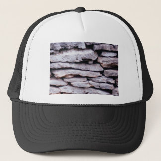 rock pile formed trucker hat