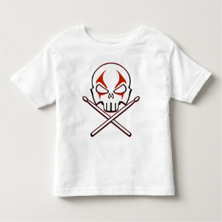 Rock & Roll Baby Shirt Heavy Metal Toddler Rock T