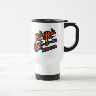 Rock & Roll Forever - Travel Mug Stainless Steel Travel Mug