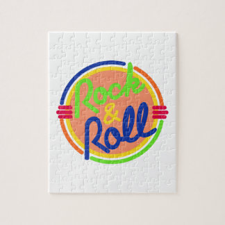 Rock & Roll Jigsaw Puzzle