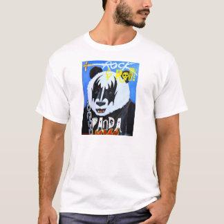 Rock & Roll panda T-Shirt