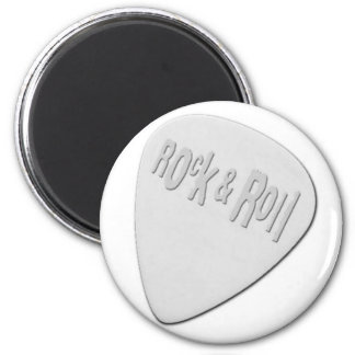 Rock & Roll Pick Magnet