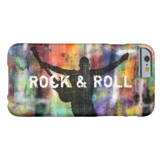Rock & Roll Revolution Barely There iPhone 6 Case
