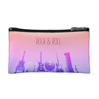 Rock & Roll Small Pouch - Customizable