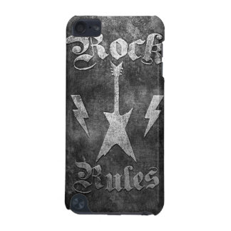 Rock Rules !! iPod Touch (5th Generation) Cases