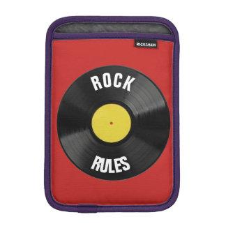 Rock Rules iPad Mini Sleeve