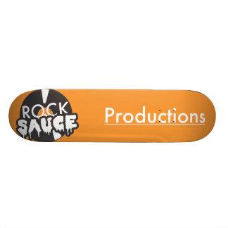 Rock Sauce Productions Deck 21.6 Cm Skateboard Deck