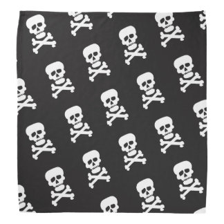 Rock Skull Bandana
