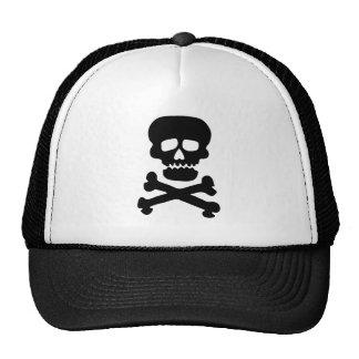 Rock Skull Cap
