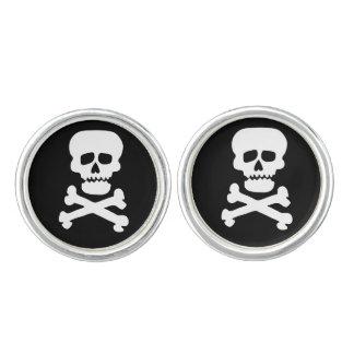 Rock Skull Cufflinks