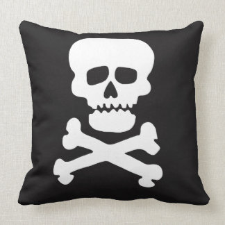 Rock Skull Cushion
