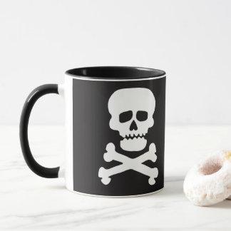 Rock Skull Mug
