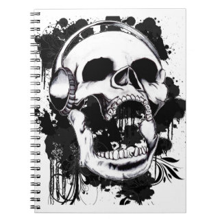Rock Skull Notebooks